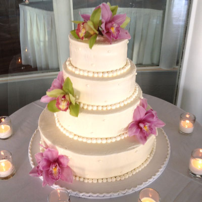Specialty Cakes - Wedding