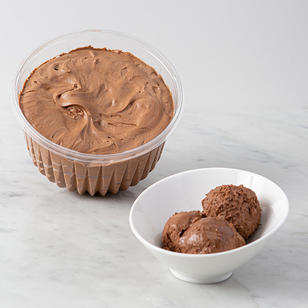 My Most Favorite Chocolate Mousse in a Bowl