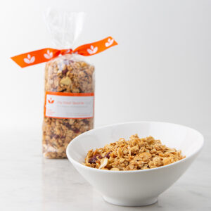 My Most Favorite Food Granola