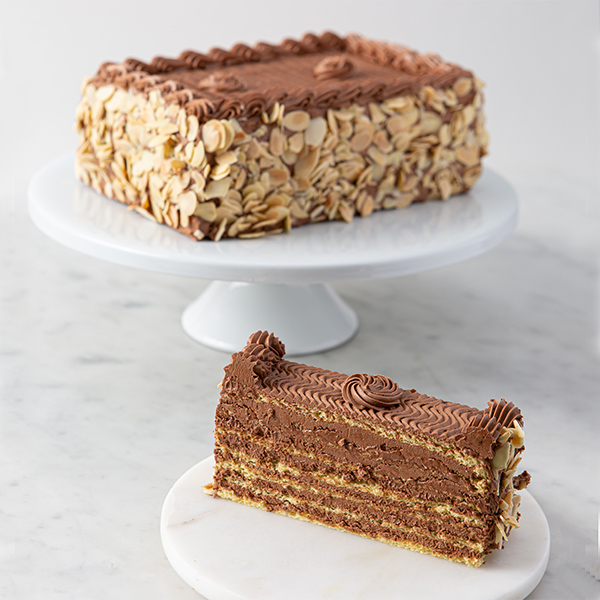 My Most Favorite Seven Layer Cake