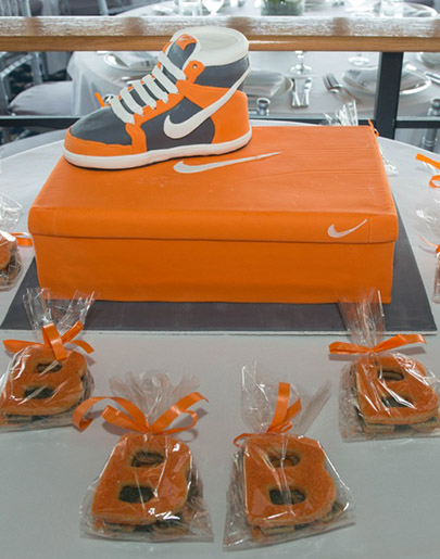 Specialty Cake Sneaker