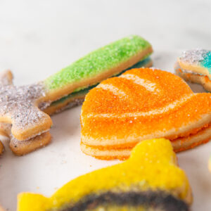My Most Favorite Food DIY Sugar Cookie Assortment