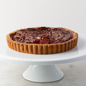My Most Favorite Food Plum Tart