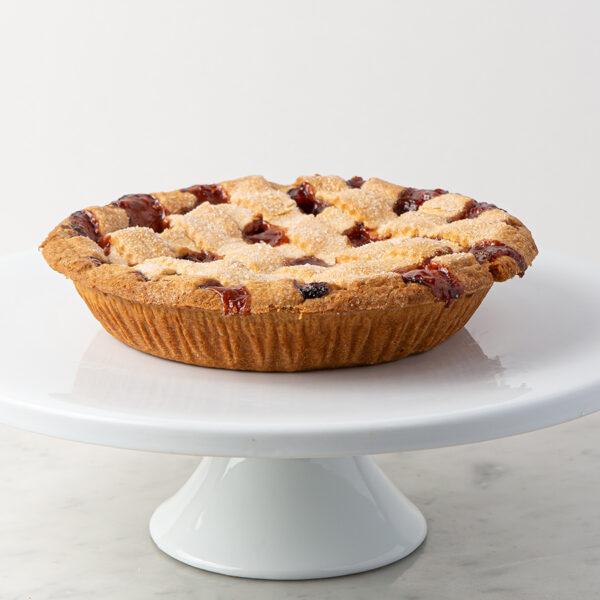 My Most Favorite Food Strawberry Rhubarb Pie