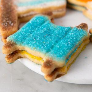 My Most Favorite Food Torah Sugar Cookies