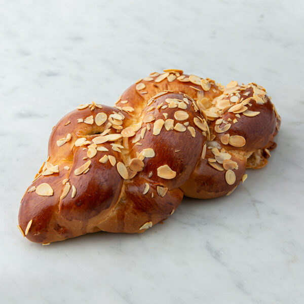 My Most Favorite Marzipan Challah