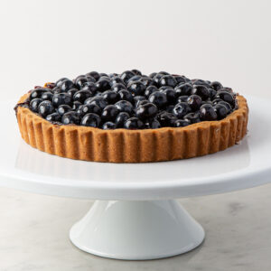 My most favorite Blueberry Tart