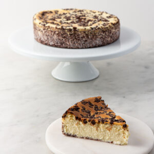 My most favorite Chocolate Chip Cheese Cake