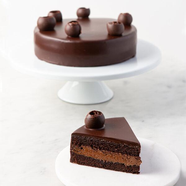 My most favorite Ribbon Cake