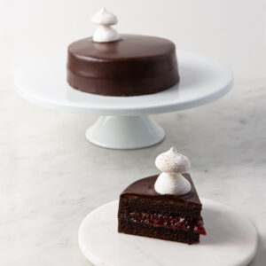 My most favorite Sacher Torte