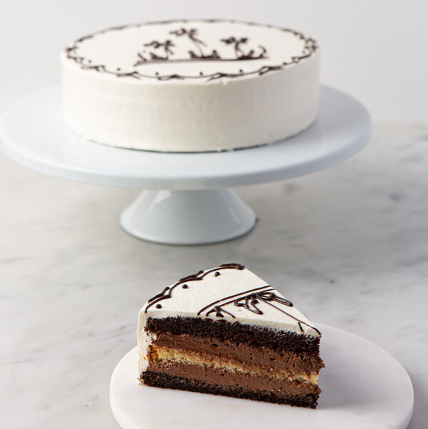 My most favorite Shadow Cake