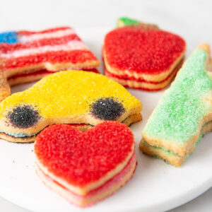 My Most Favorite Food I LOVE NY Sugar Cookie Assortment