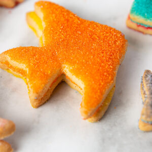 My Most Favorite Food Under the Deep Blue See Sugar Cookie Assortment