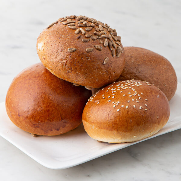 My most favorite Burger Buns