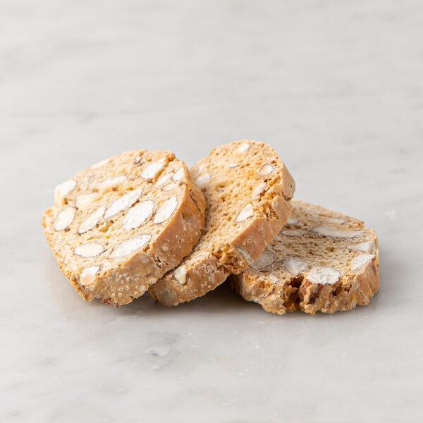 My most favorite Orange Almond Biscotti