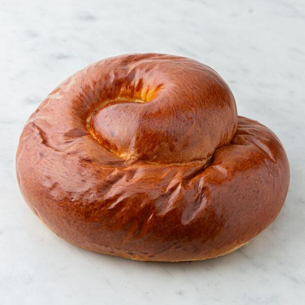 My most favorite Round Plain Challah
