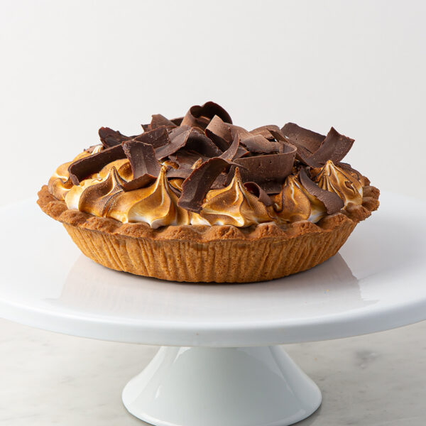 My most favorite S'mores Pie